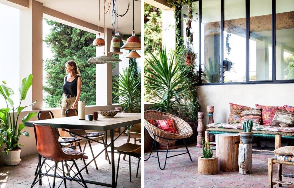Come arredare un giardino conferendogli uno stile unico e inconfondibile