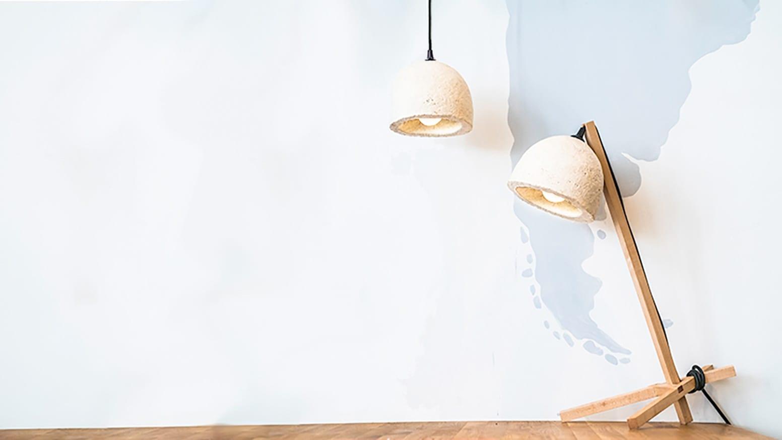 Eco design e illuminazione con 4 marchi sostenibili