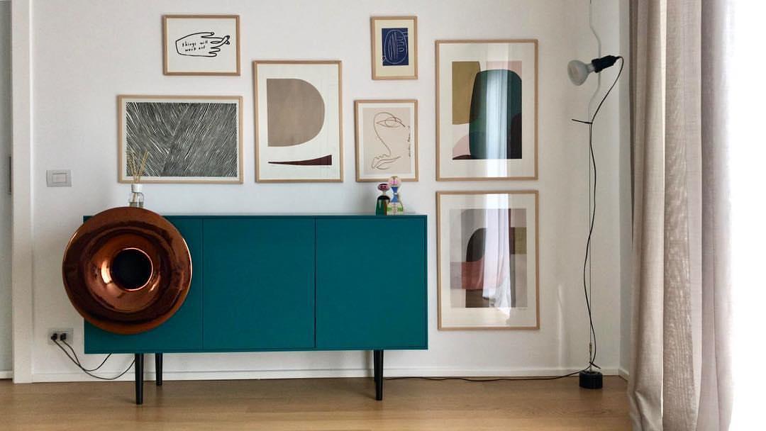 Arredamento Moderno E Vintage.Mixare Arredo Moderno E Oggetti Di Famiglia I Trucchi Delle