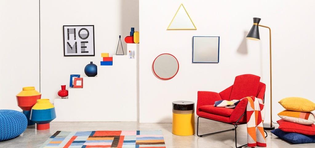 Il Bauhaus tribute è un'esplosione di colori