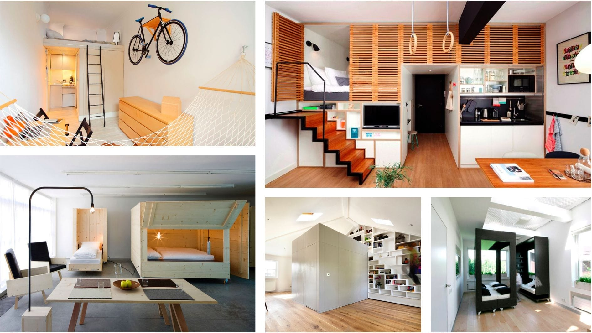 Le case trasformabili ti dimostrano che arredare con flessibilità è possibile