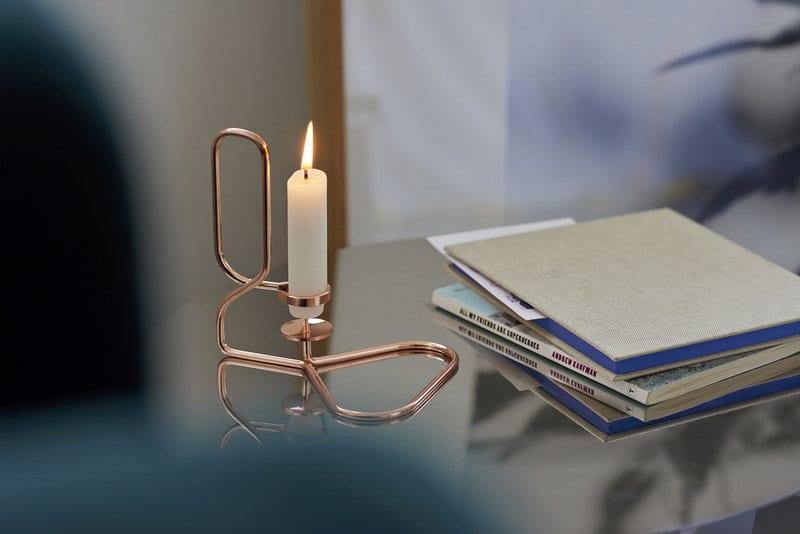 L'illuminazione di design si fa romantica con HAY