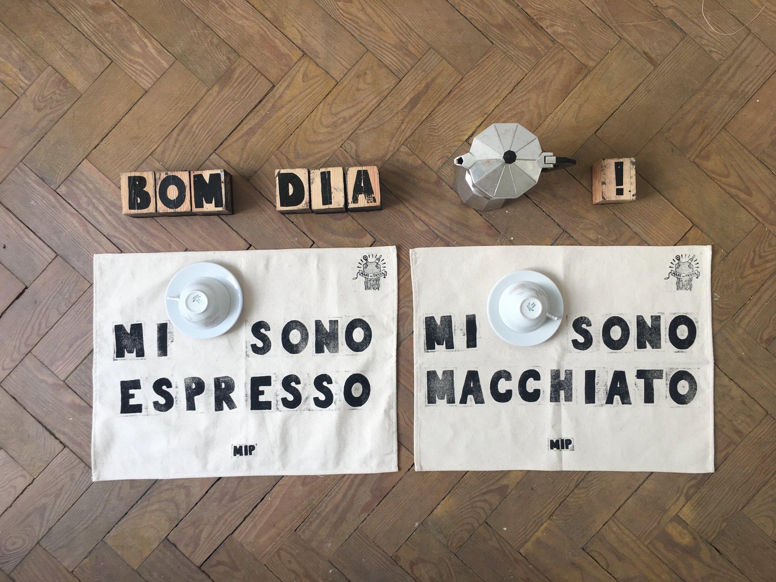 Design hand made per Mani in pasta, progetto italo-portoghese tra le migliori idee di design 2018