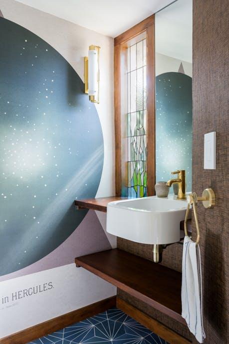 Gli stili dei bagni più particolari del web