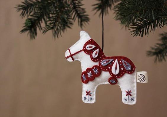 Decorazioni Natale 2018 in stile nordico