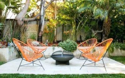 Design per patio: 4 stili per il tuo spazio all'aperto