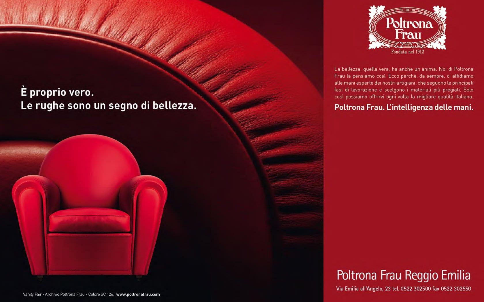 Poltrona Frau Tolentino Indirizzo.Icone Del Design Poltrona Frau E L Arte Di Connettere Artigianato