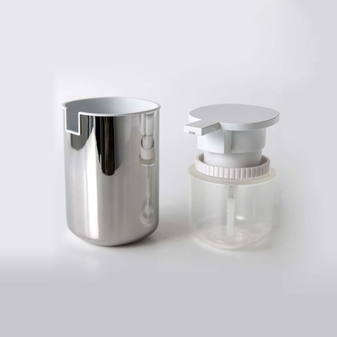 Il dispenser Birillo di Alessi arreda con stile ed è ecosostenibile
