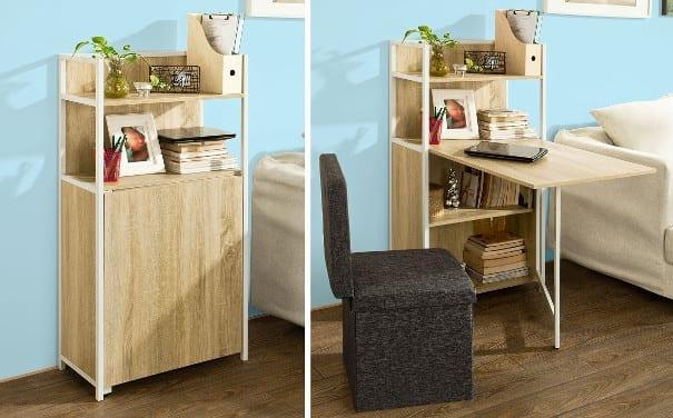 Arredare spazi con flessibilità significa scegliere mobili salvaspazio