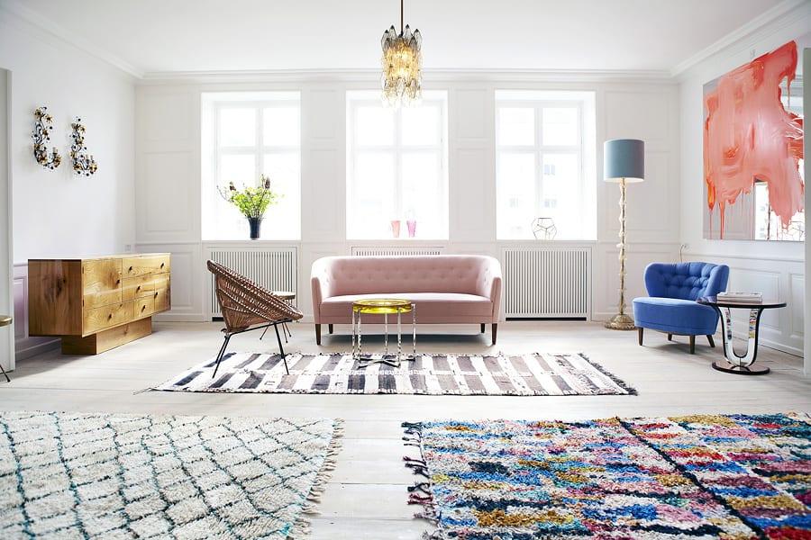I tappeti berberi e il Marrakech interior design