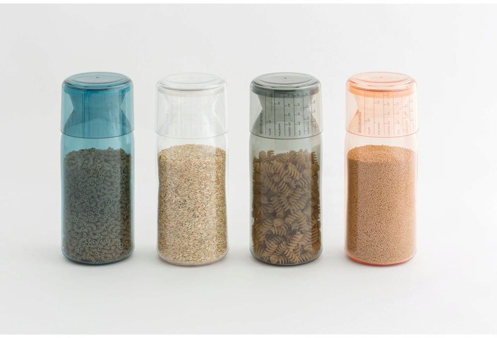 I contenitori che dosano per evitare gli sprechi