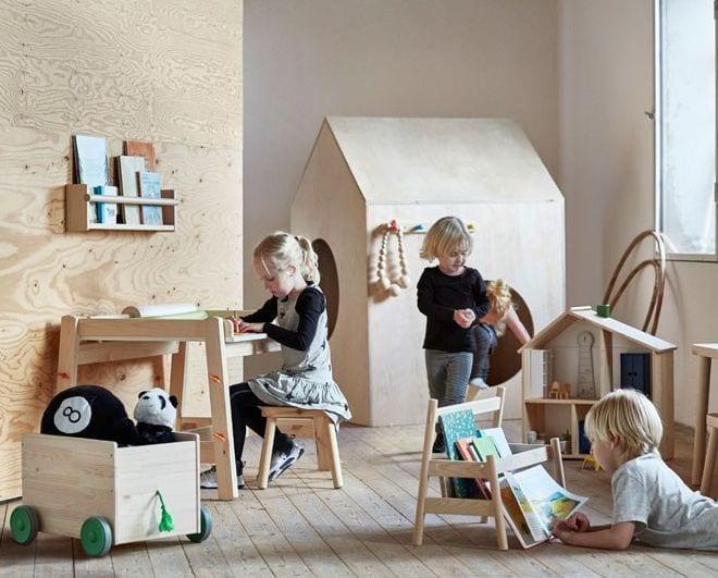 Arredare A Misura Di Bambino La Cameretta Montessori Biancorosso