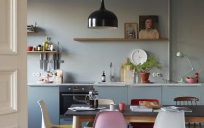 Cucine moderne 2019: lo spazio della convivialità è in continuo movimento