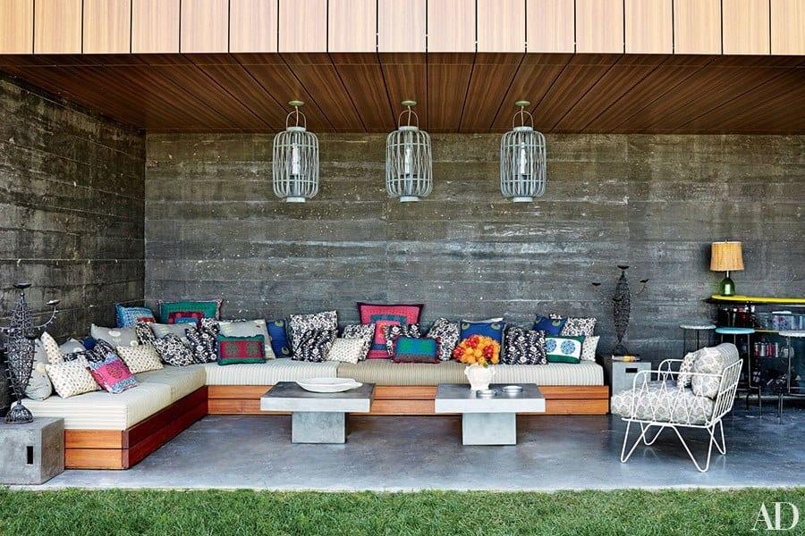 Alcune idee di design per patio per grandi e piccoli spazi