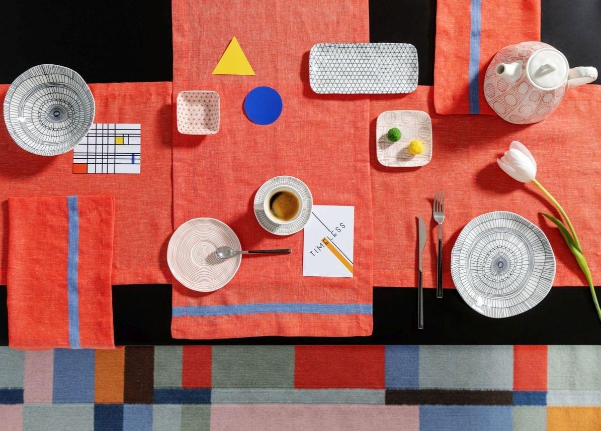 Le cucine moderne si colorano di Bauhaus