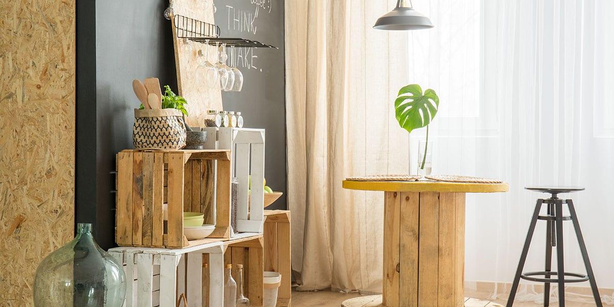 Alcuni suggerimenti su come arredare la casa in maniera sostenibile
