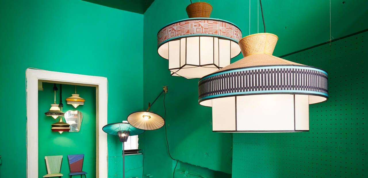 Le lampade di SERVOMUTO tra le migliori idee di design 2018