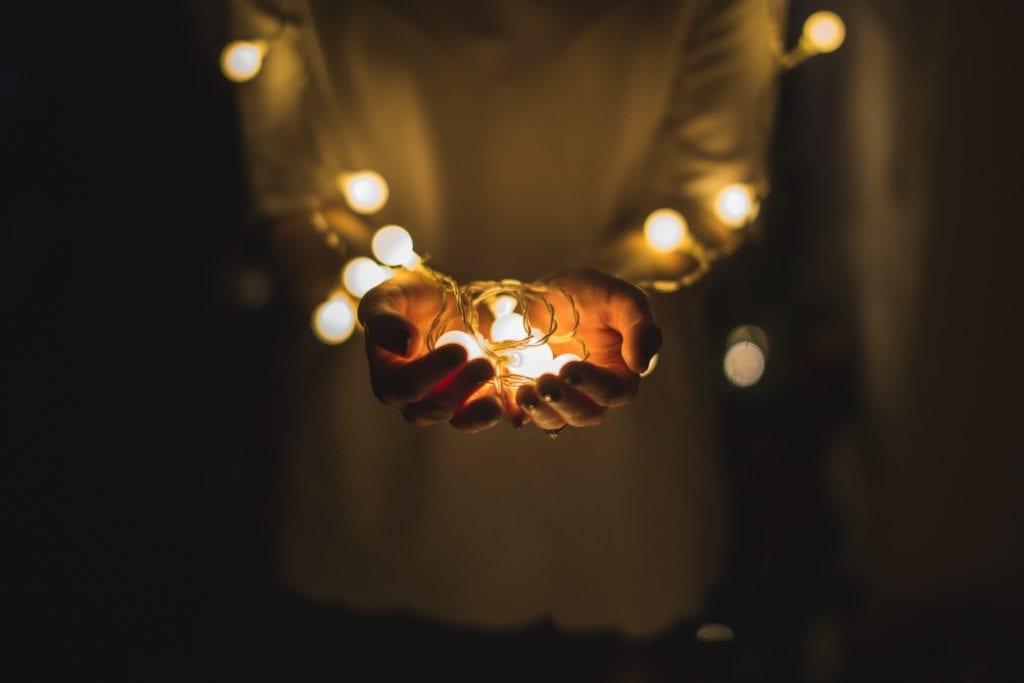 Illuminazione modi per mettere in luce la vostra casa biancorosso