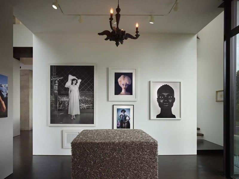 Nelle vostre stanze da sogno non può mancare una galleria d'arte!
