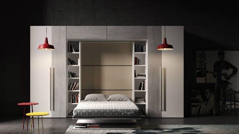 Alcuni consigli per erredare piccole stanza con mobili salvaspazio