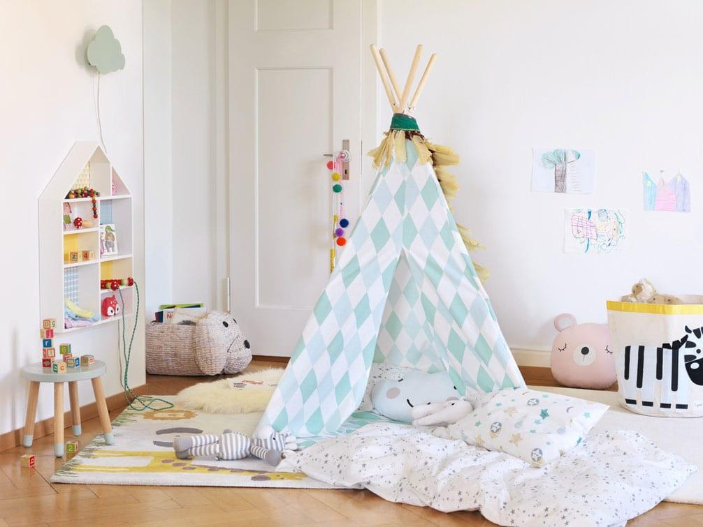 Il Tipi e la Cameretta Montessori