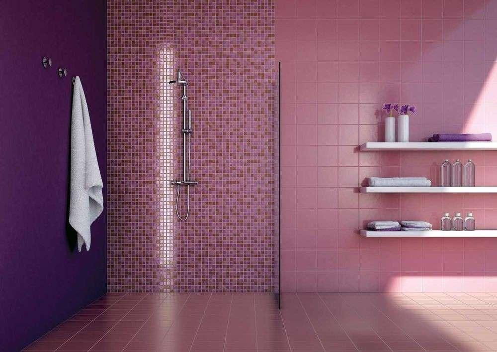 Piastrelle di design per un bagno con stile