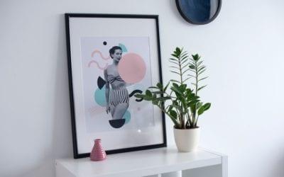 Una galleria d'arte in casa: 5 modi per esporre i tuoi quadri
