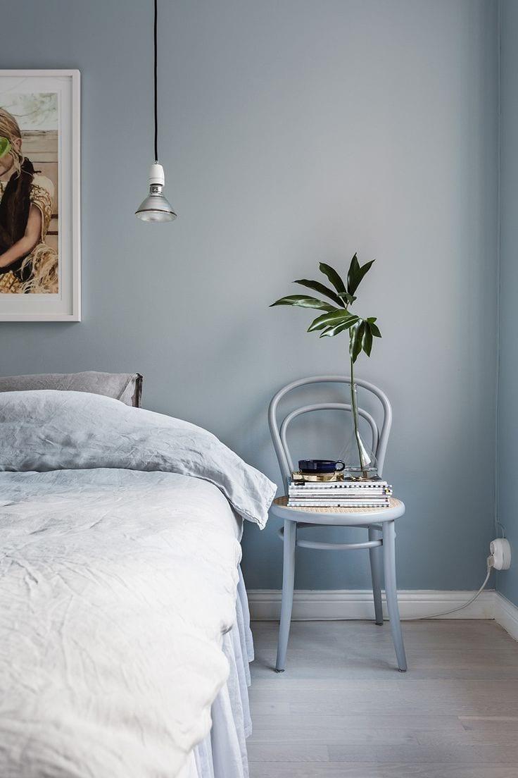 Idee per la camera da letto di design e alternativa: la sedia thonet
