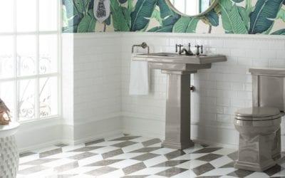 Non solo funzionalità: quattro bagni per quattro stili